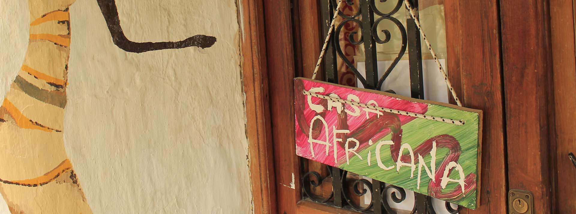 Conoce la Casa Africana