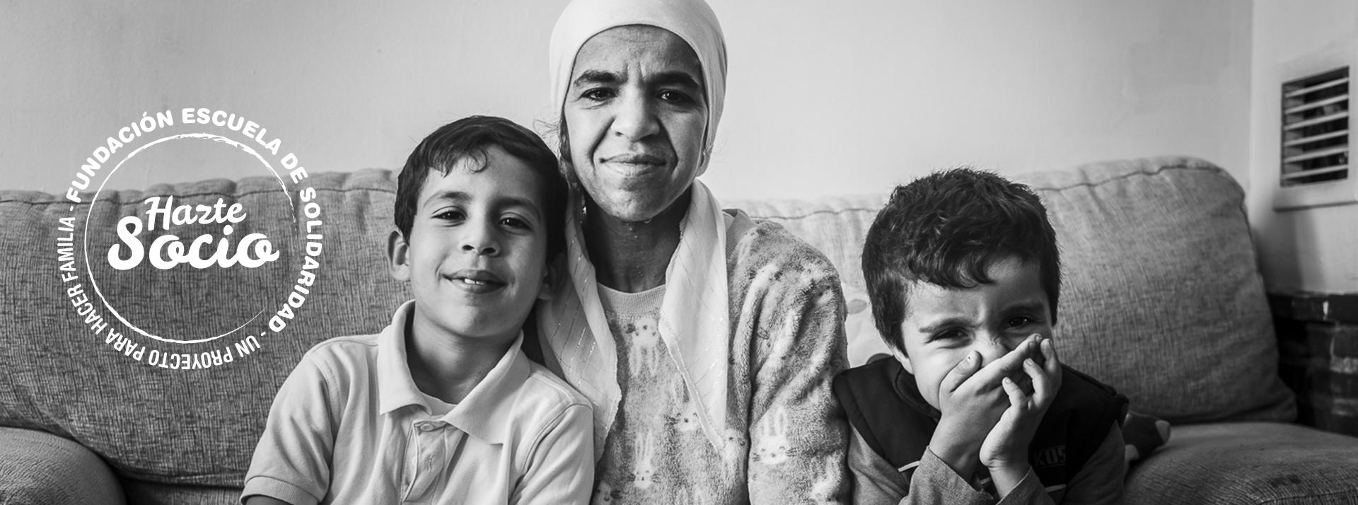"""Gracias al programa """"Mejor con Mamá"""" más de 30 niños crecen en familia."""