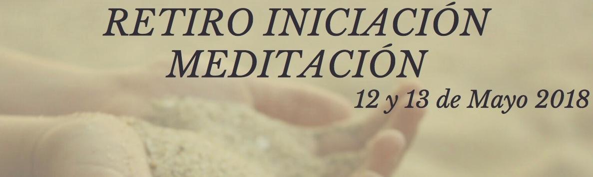RETIRO INICIACIÓN MEDITACIÓN